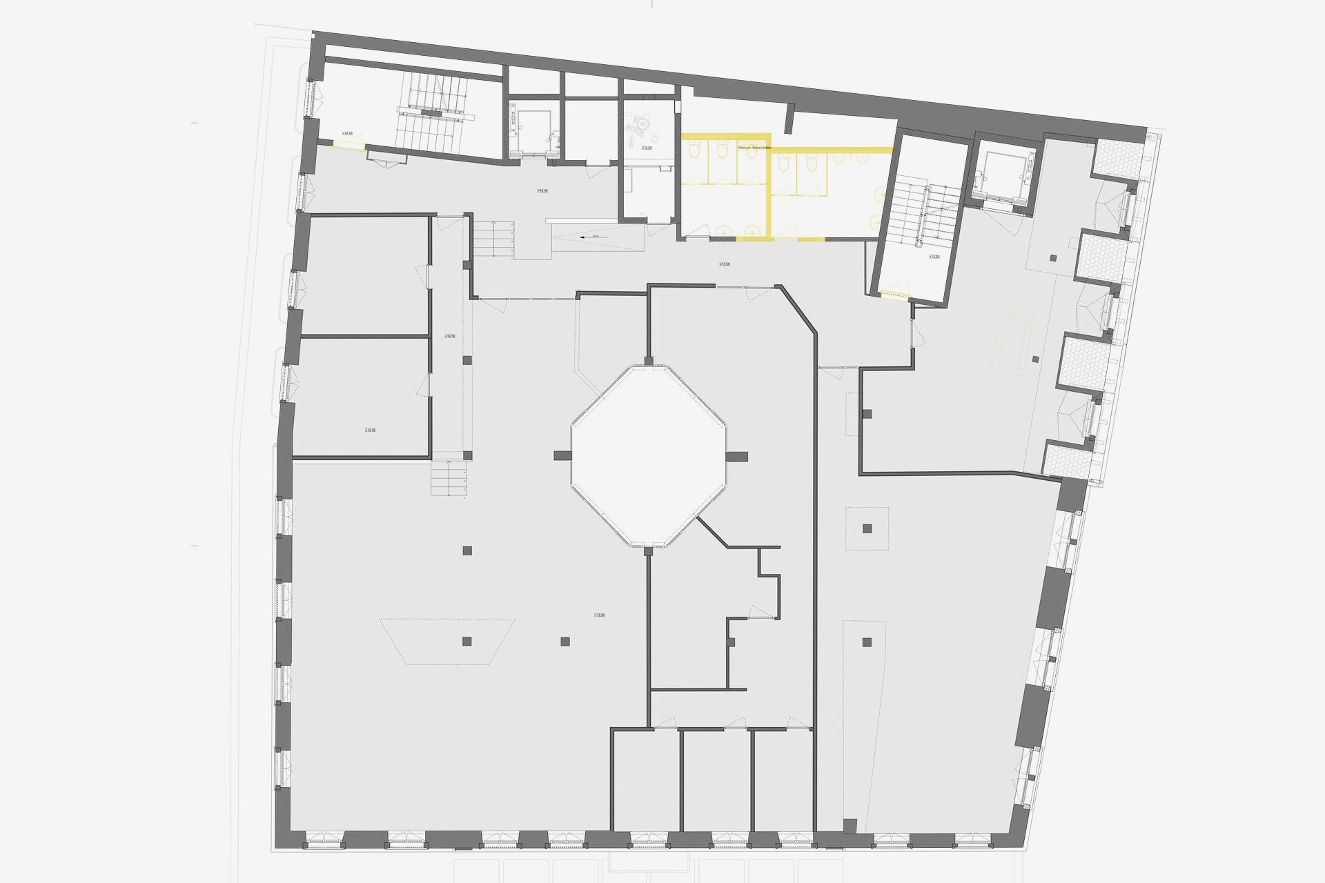 Referenzen, Kanton Baselstadt, Geschäftshaus Barfüsserplatz