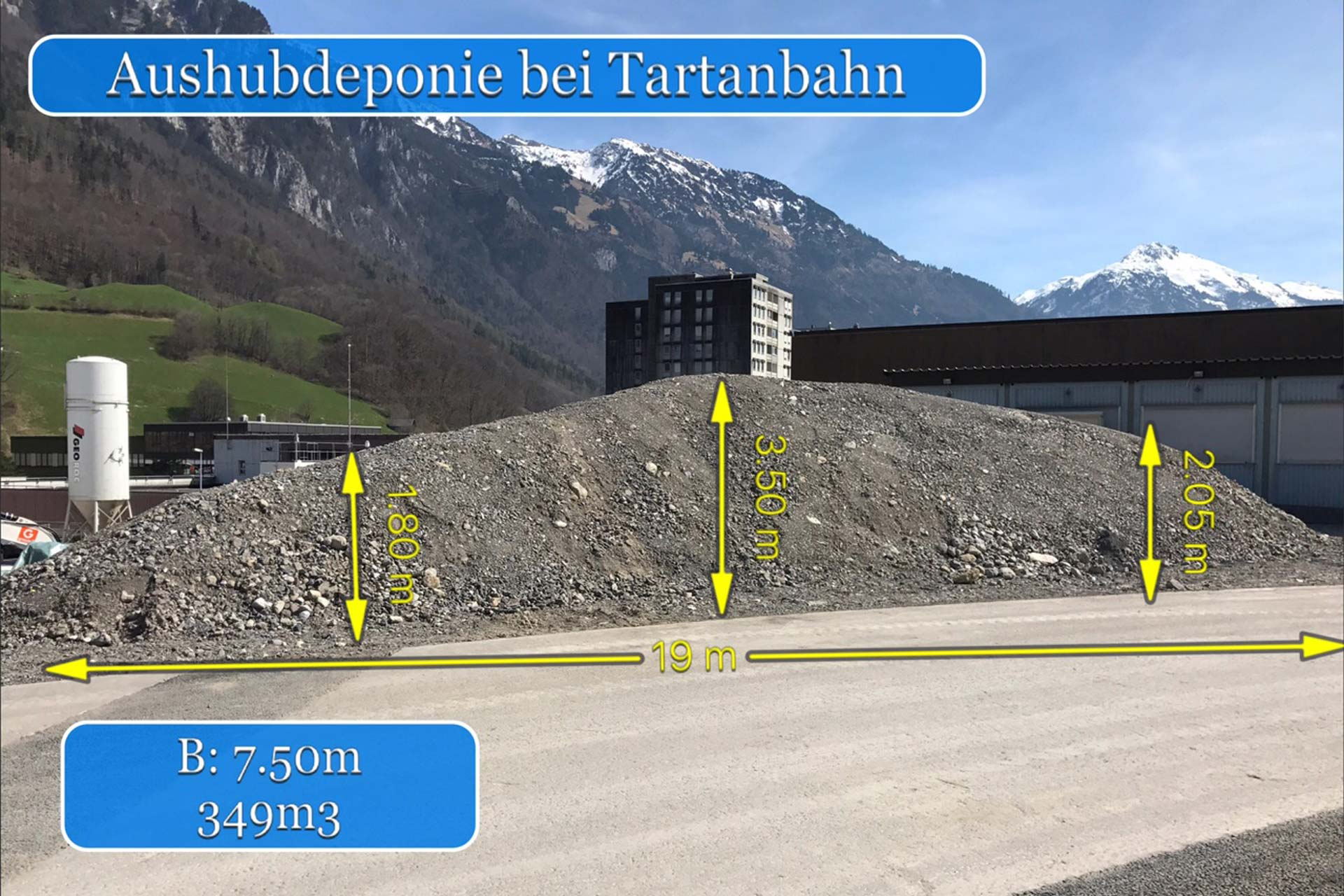 Referenzen, Kanton Glarus, Kunsteisbahn Buchholz