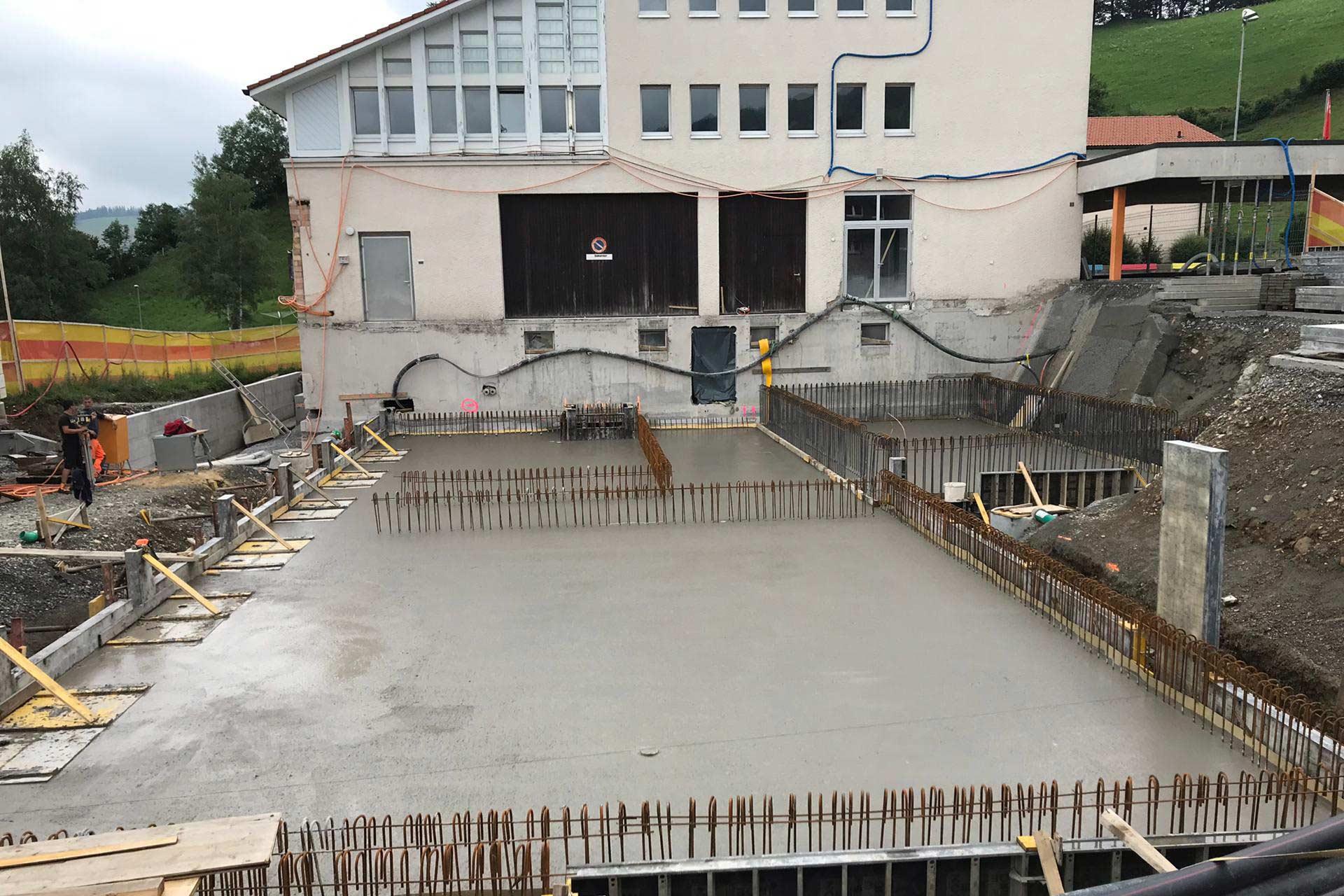 Referenzen, Kanton Schwyz, Primarschule Rothenthurm