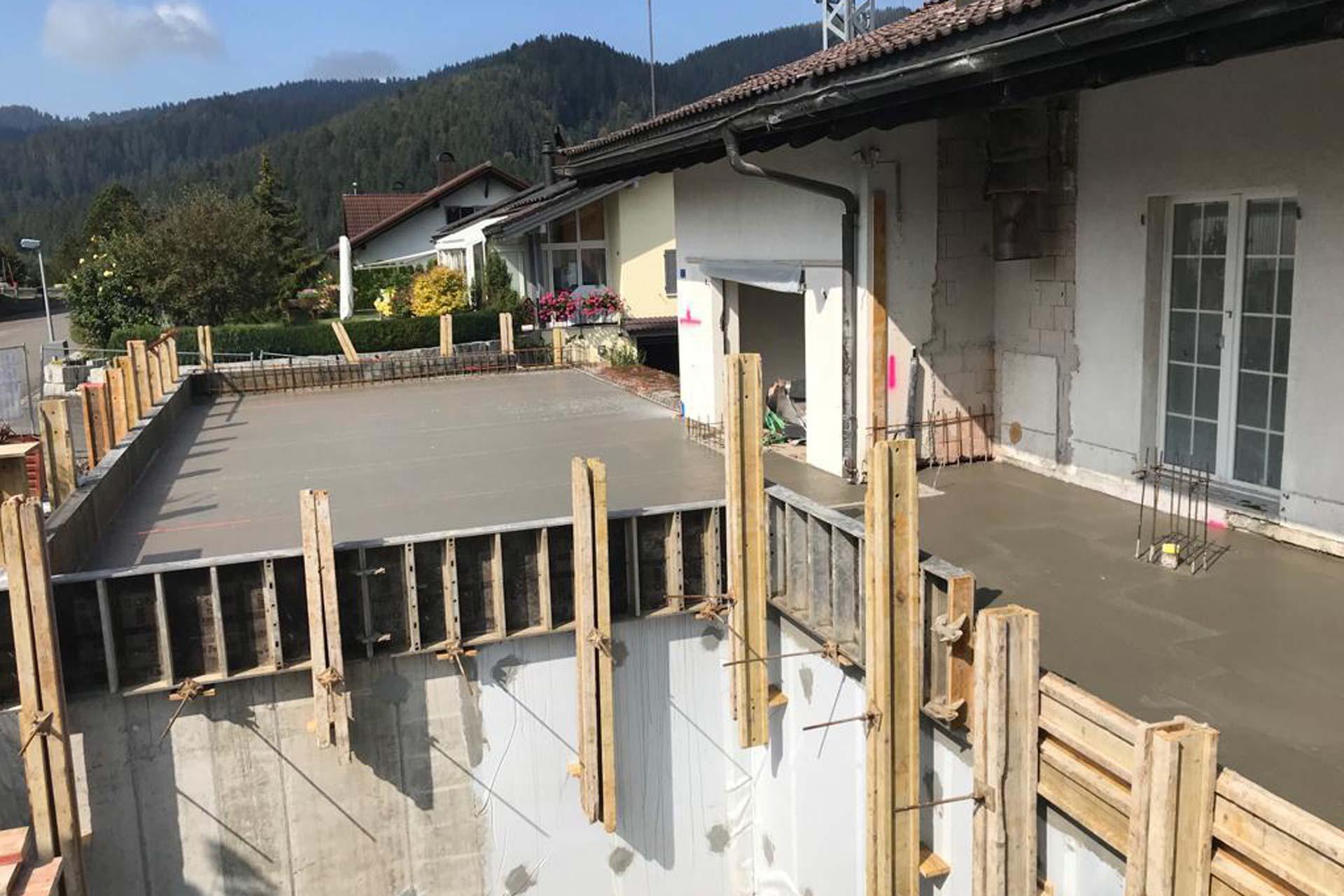 Referenzen, Kanton Schwyz, Zweifamilienhaus Zehnder